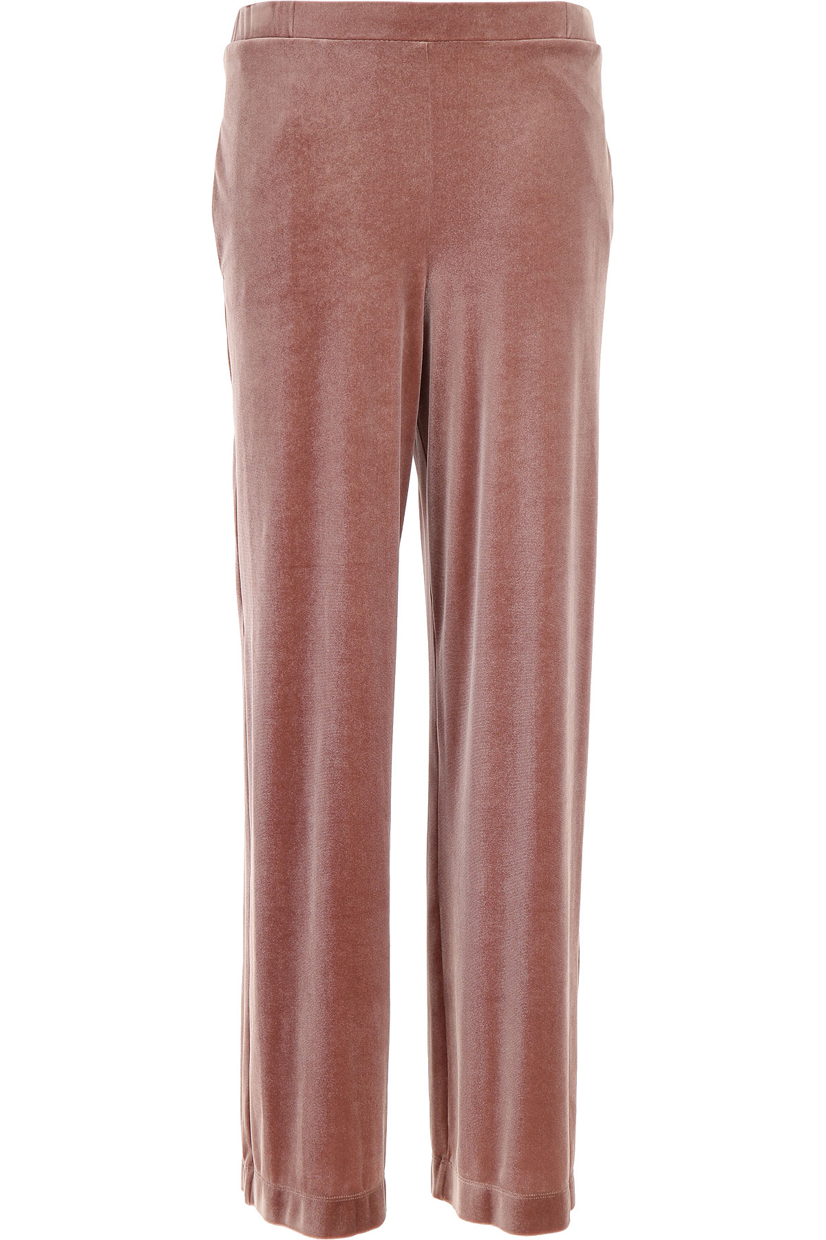 Max Mara Pants for Women On Sale, antique pink, polyestere, 2019, L (IT 44 ) XS (IT 38)