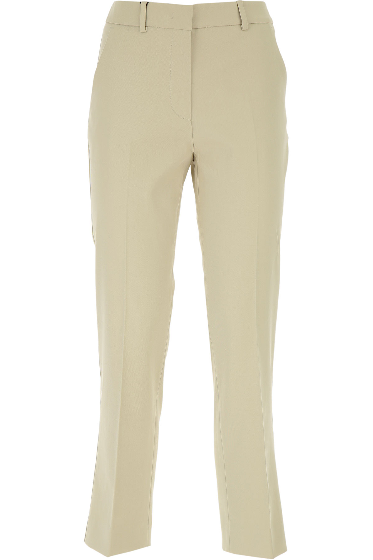Max Mara Pants for Women On Sale, Beige, Cotton, 2019, 30 34 8