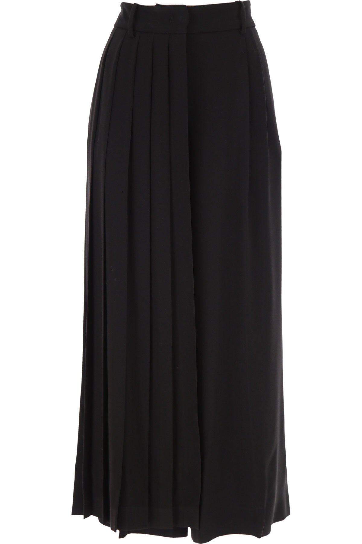 Max Mara Pants for Women On Sale, Black, acetate, 2019, 30 6 8