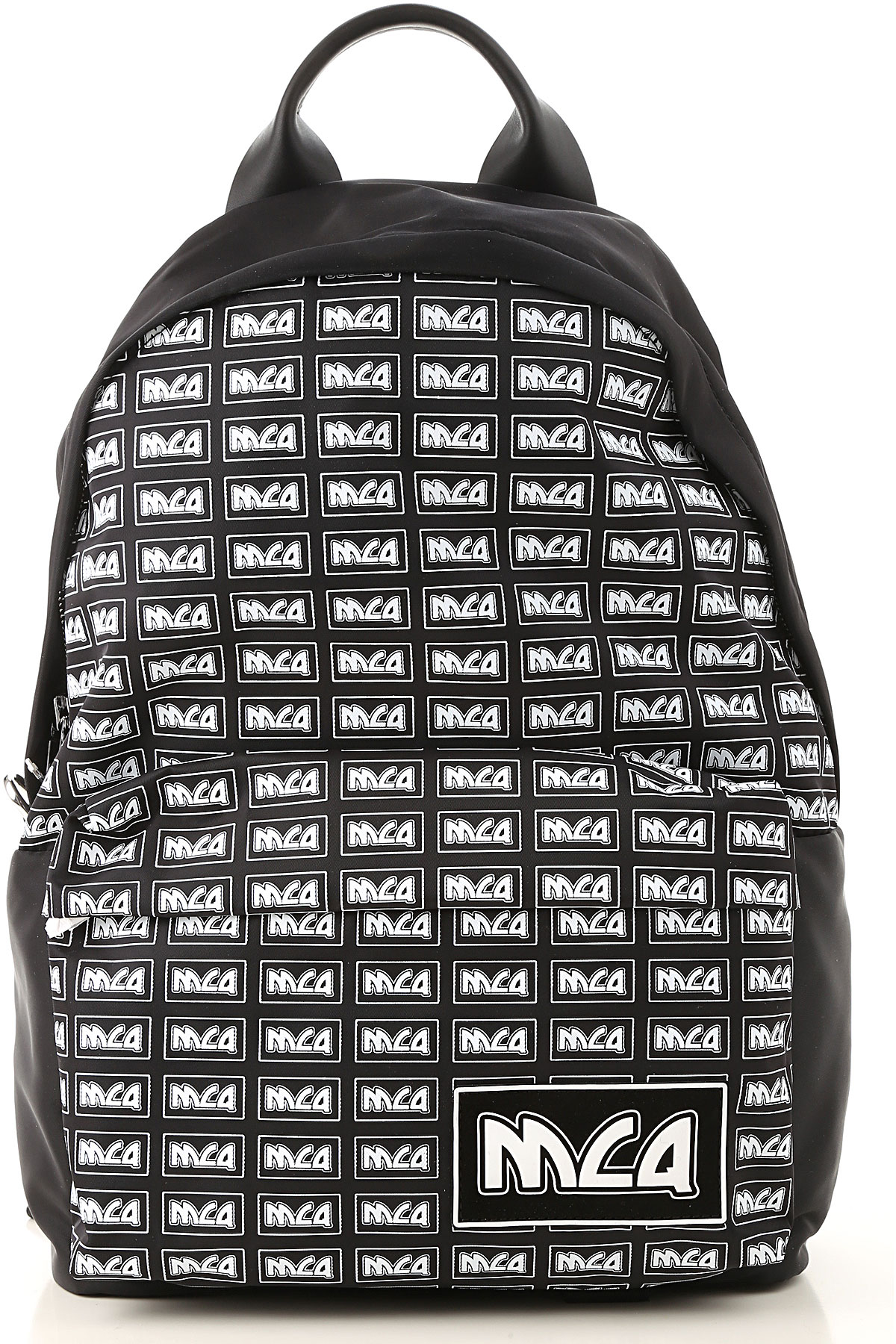 Alexander McQueen McQ Backpack for Men On Sale in Outlet, Black, polyamide, 2019