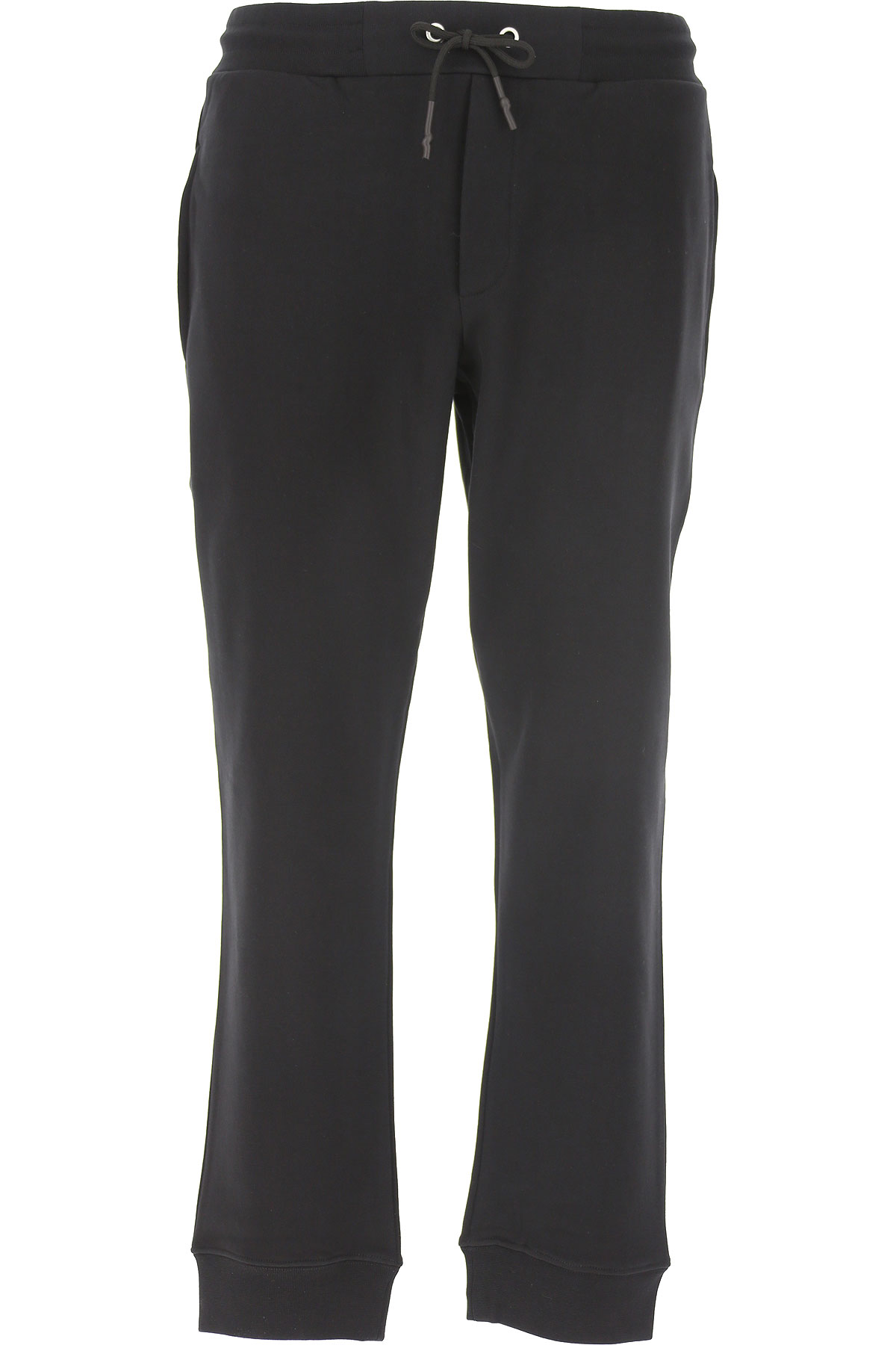 Alexander McQueen McQ Pants for Men On Sale in Outlet, Black, Cotton, 2019, L S