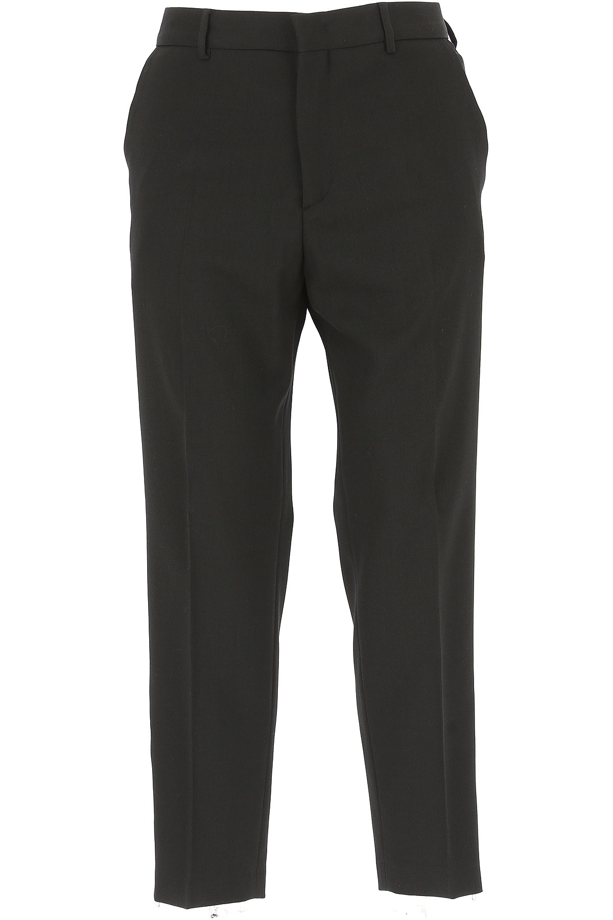 Alexander McQueen McQ Pants for Men On Sale in Outlet, Black, polyester, 2019, 30 32 36