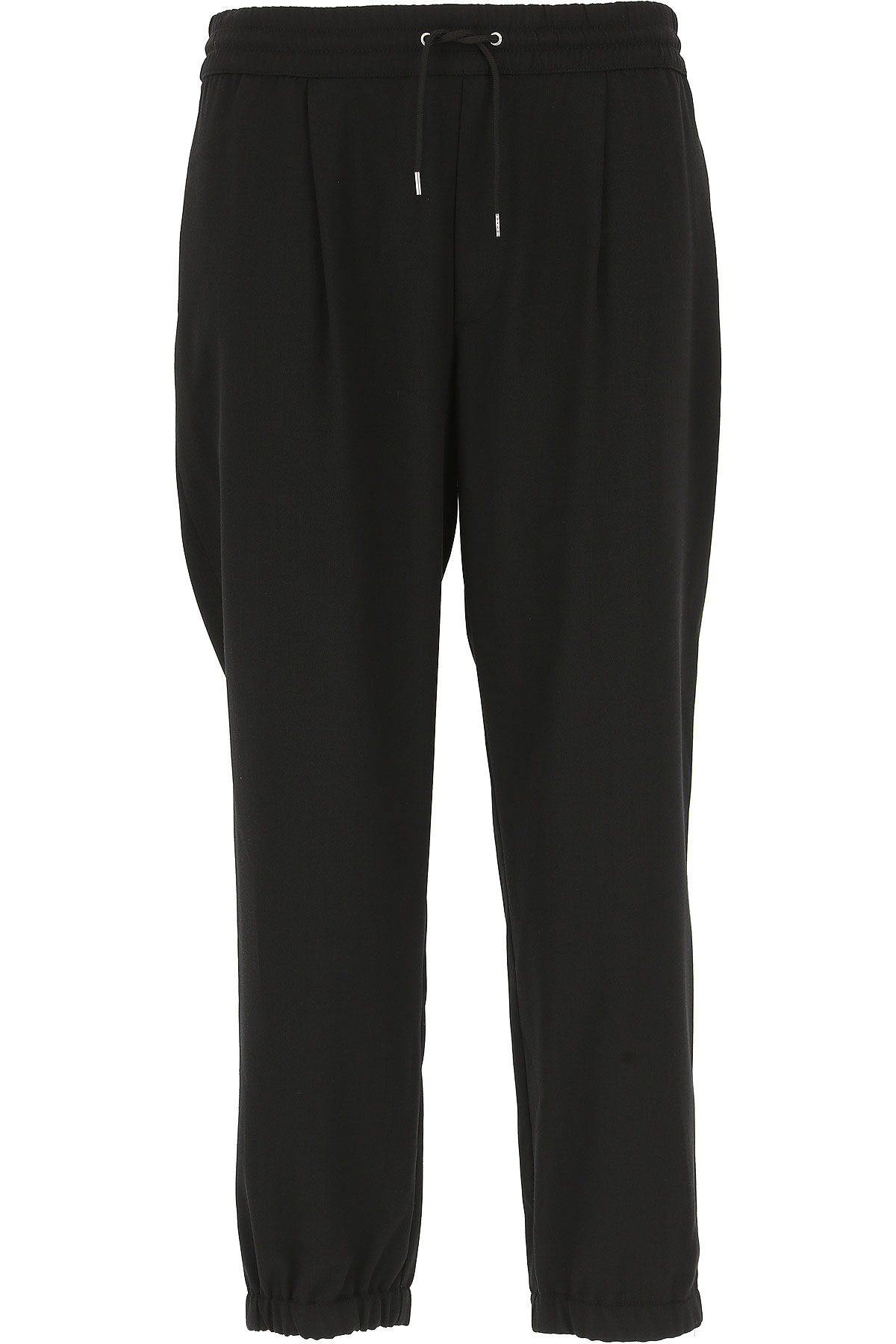 Alexander McQueen McQ Pants for Men On Sale in Outlet, Black, polyester, 2019, 30 32 34 36