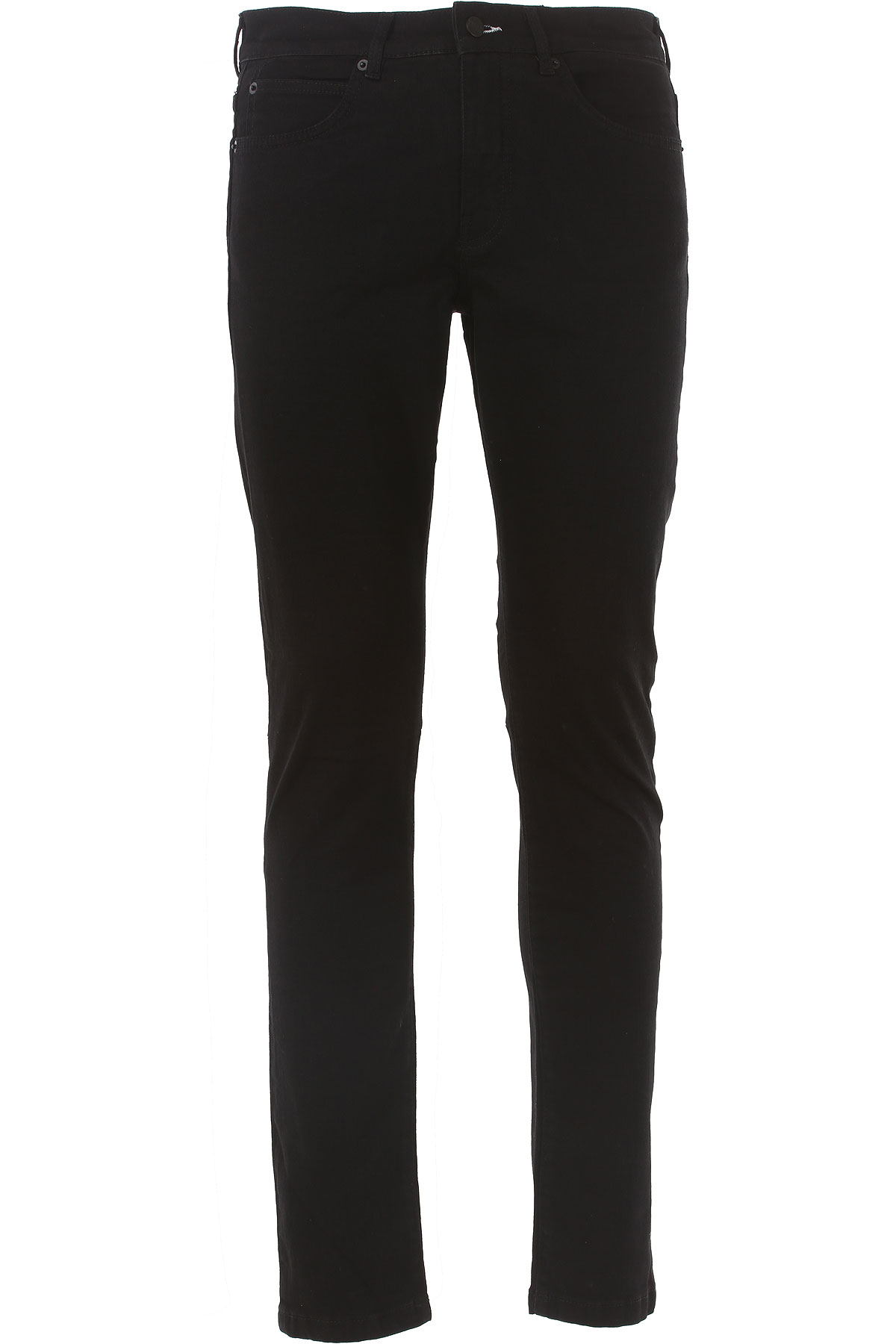 Image of Alexander McQueen McQ Jeans On Sale, Black, Cotton, 2017, 30 31 34 35