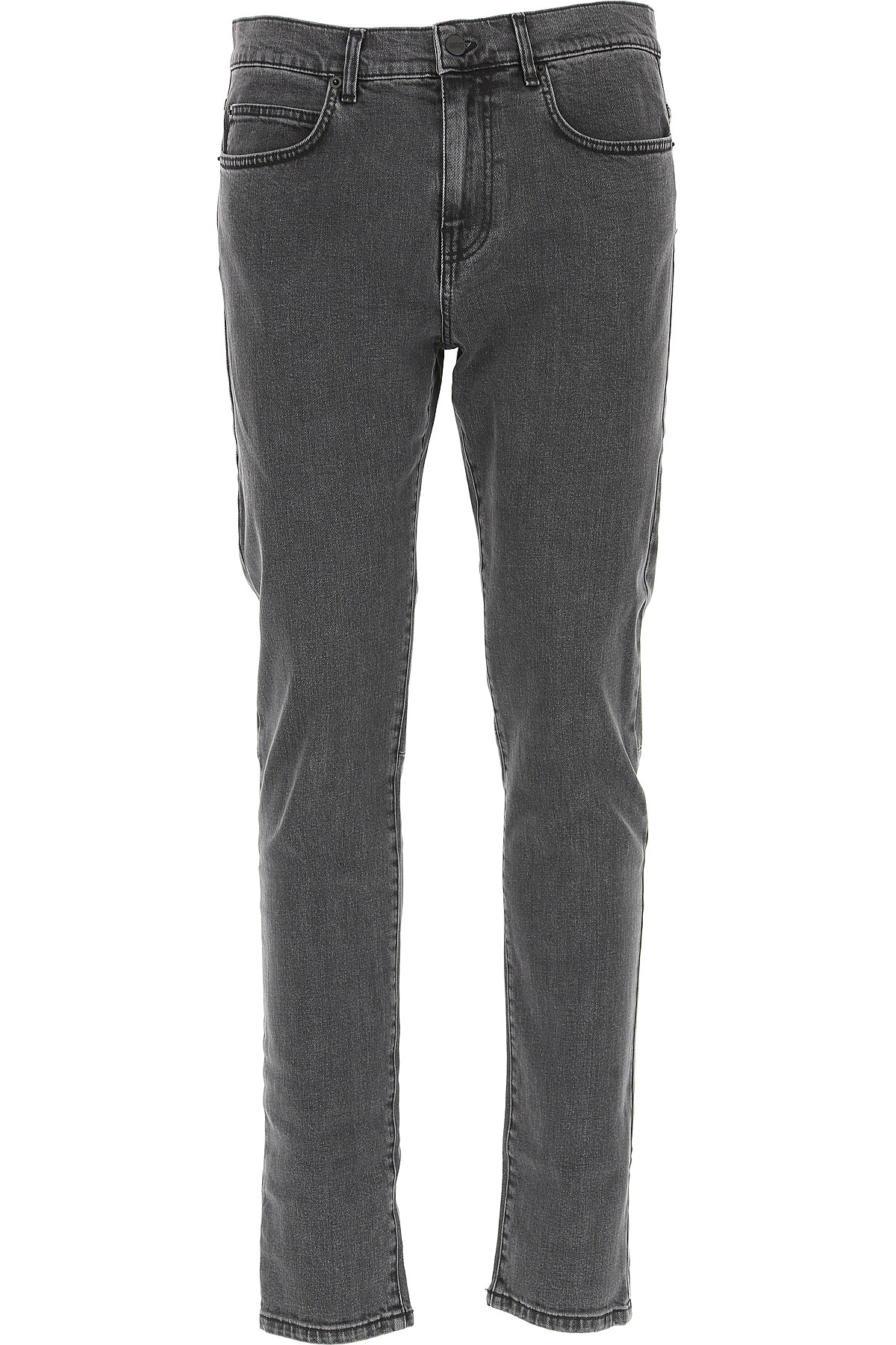 Alexander McQueen McQ Jeans On Sale in Outlet, Denim Grey, Cotton, 2019, 32 33 34