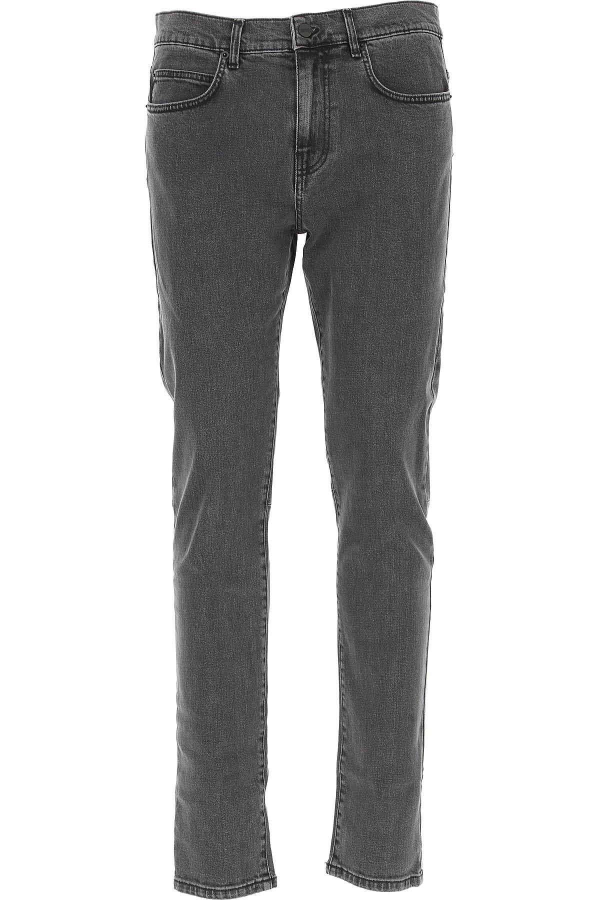 Alexander McQueen McQ Jeans On Sale, Denim Grey, Cotton, 2017, 30 31 32 33 34 38