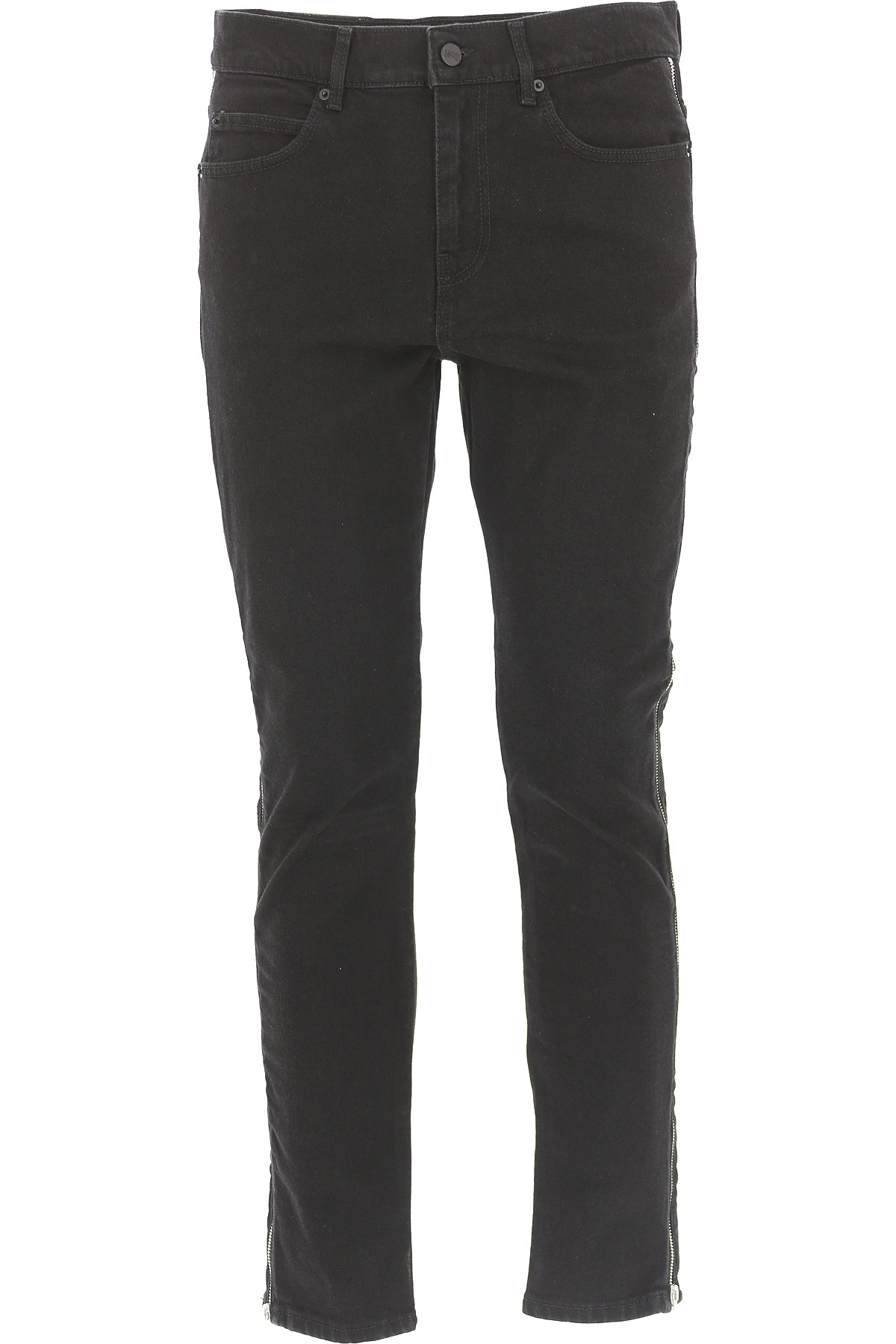 Alexander McQueen McQ Jeans On Sale in Outlet, Black, Cotton, 2019, 29 31 32 33 34 36
