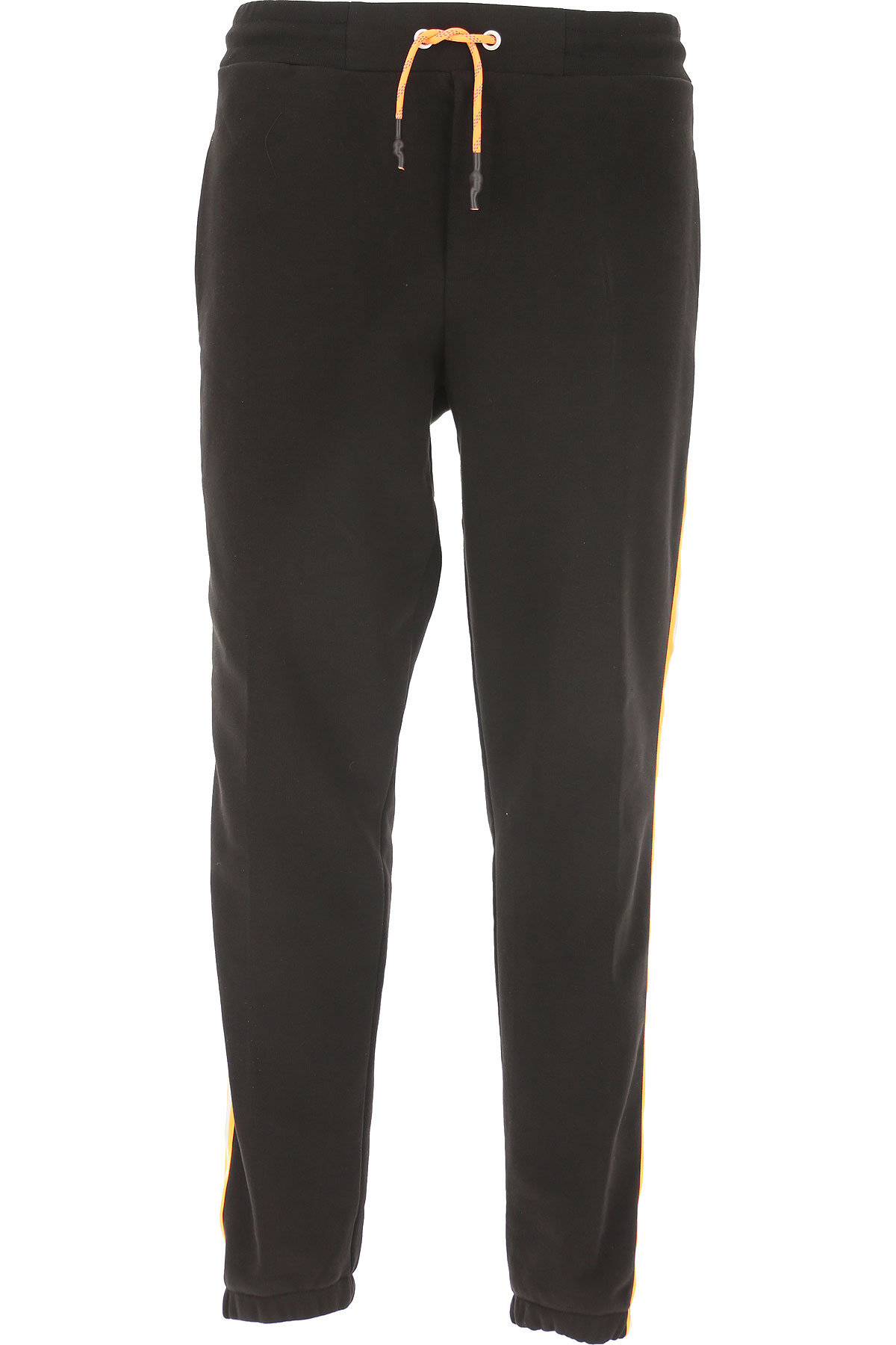 Alexander McQueen McQ Pants for Men On Sale in Outlet, Black, Cotton, 2019, L M S