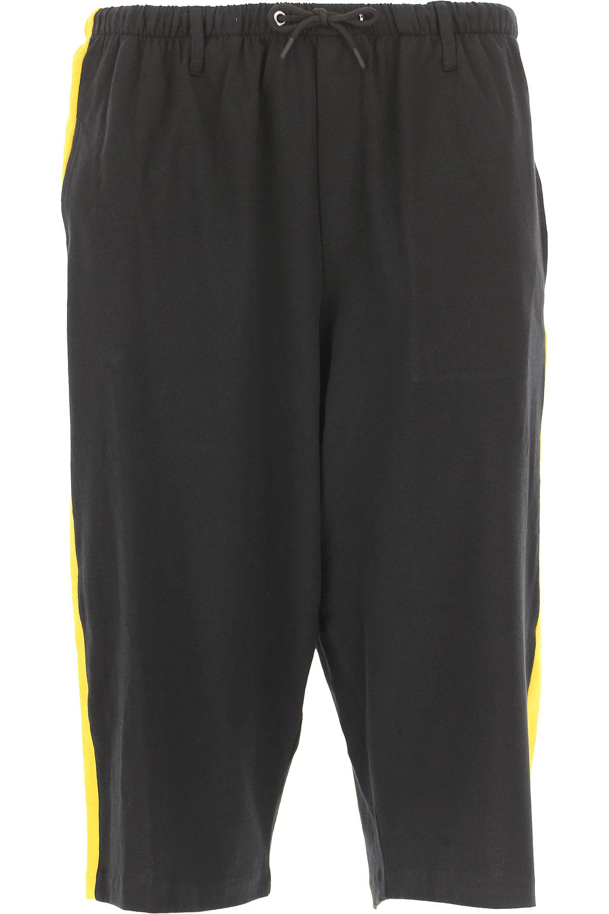 Alexander McQueen McQ Pants for Men On Sale in Outlet, Black, Cotton, 2019, L M S XL