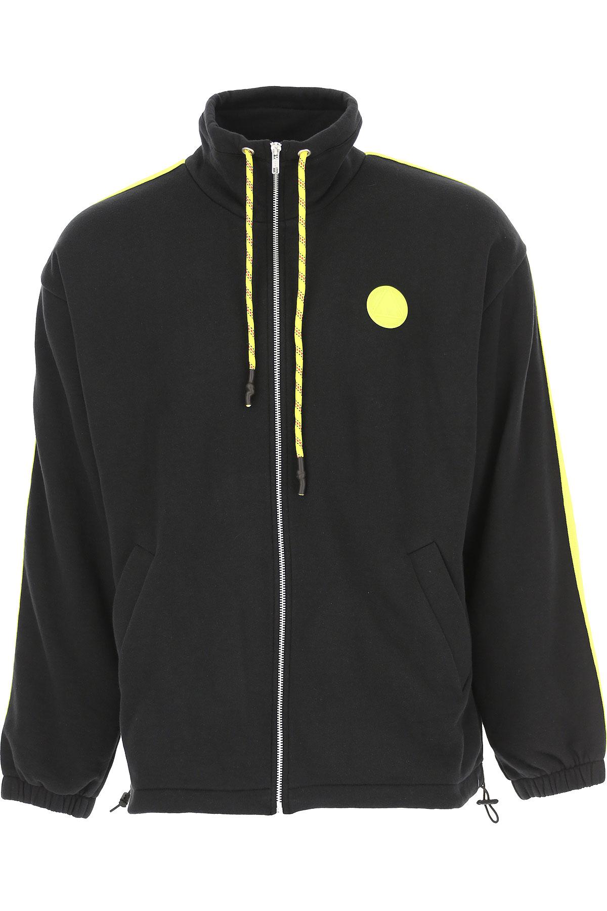 Alexander McQueen McQ Jacket for Men On Sale, Black, Cotton, 2019, L M S XL