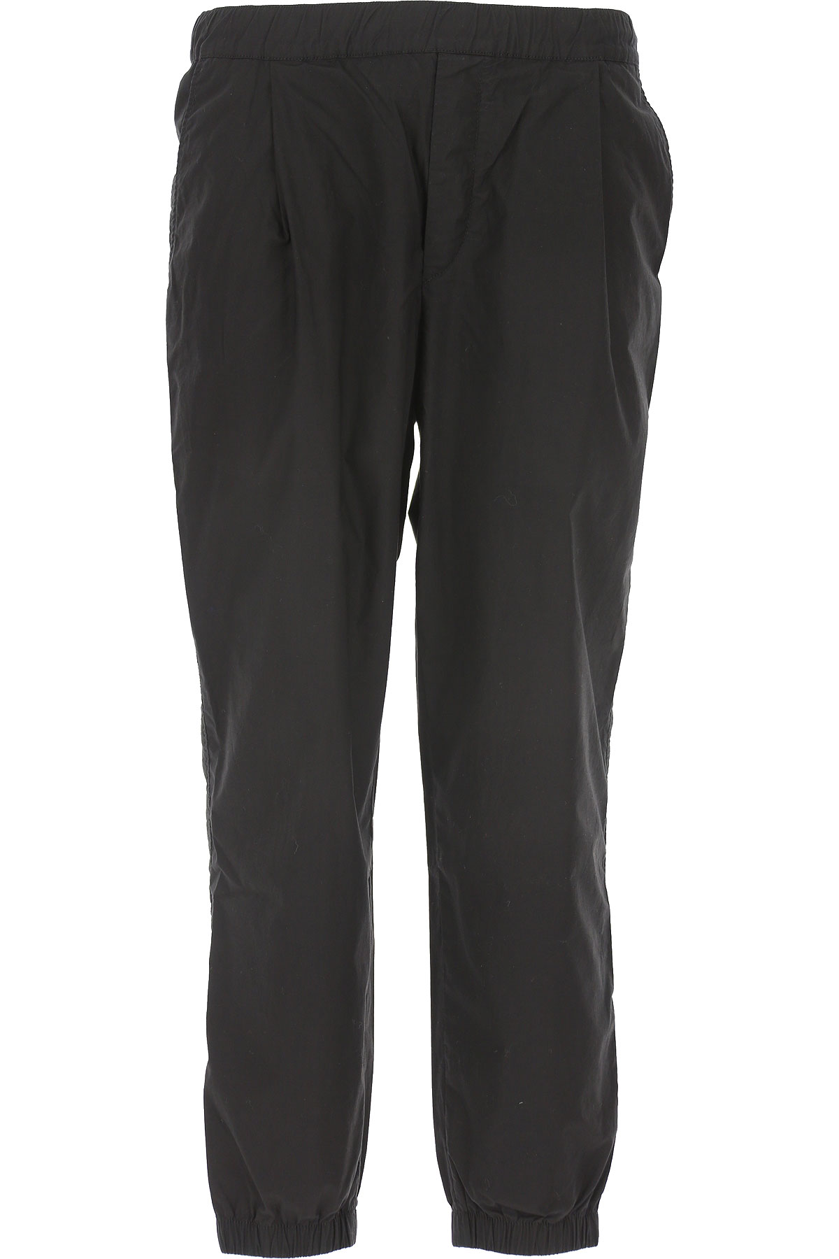Alexander McQueen McQ Pants for Men On Sale in Outlet, Black, polyester, 2019, 30 32 36 L