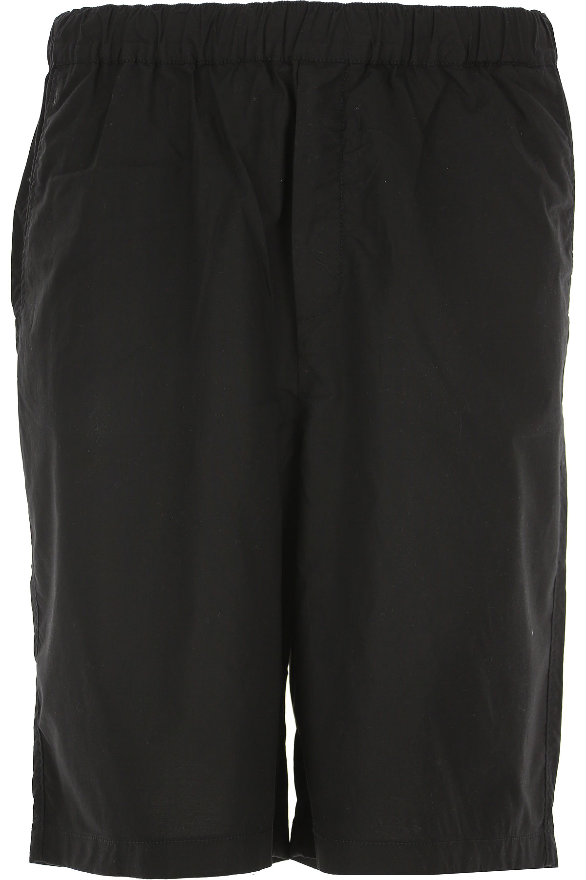 Alexander McQueen McQ Shorts for Men On Sale in Outlet, Black, polyester, 2019, 30 32 36