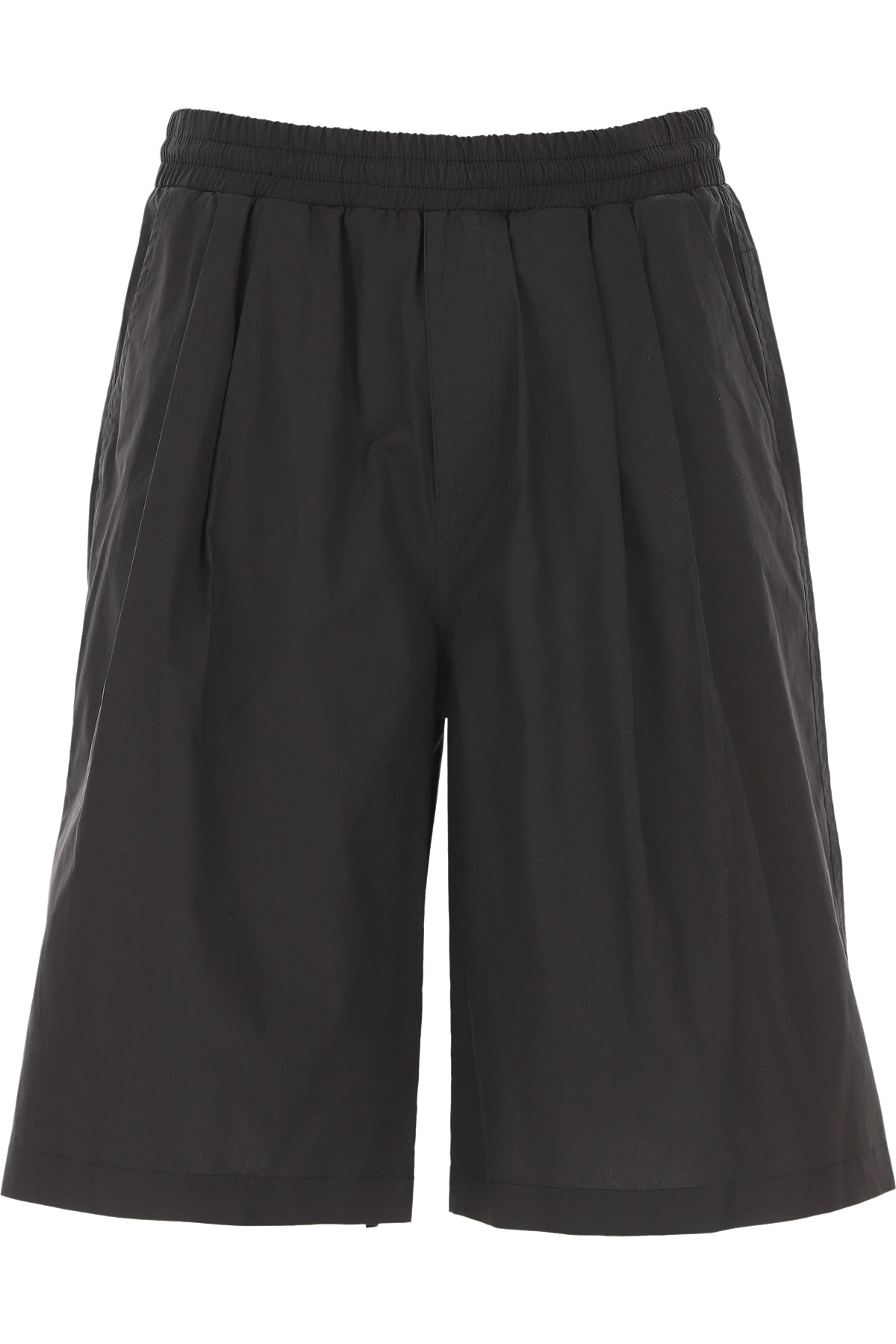 Alexander McQueen McQ Shorts for Men On Sale, Black, Cotton, 2019, 30 32 34 36