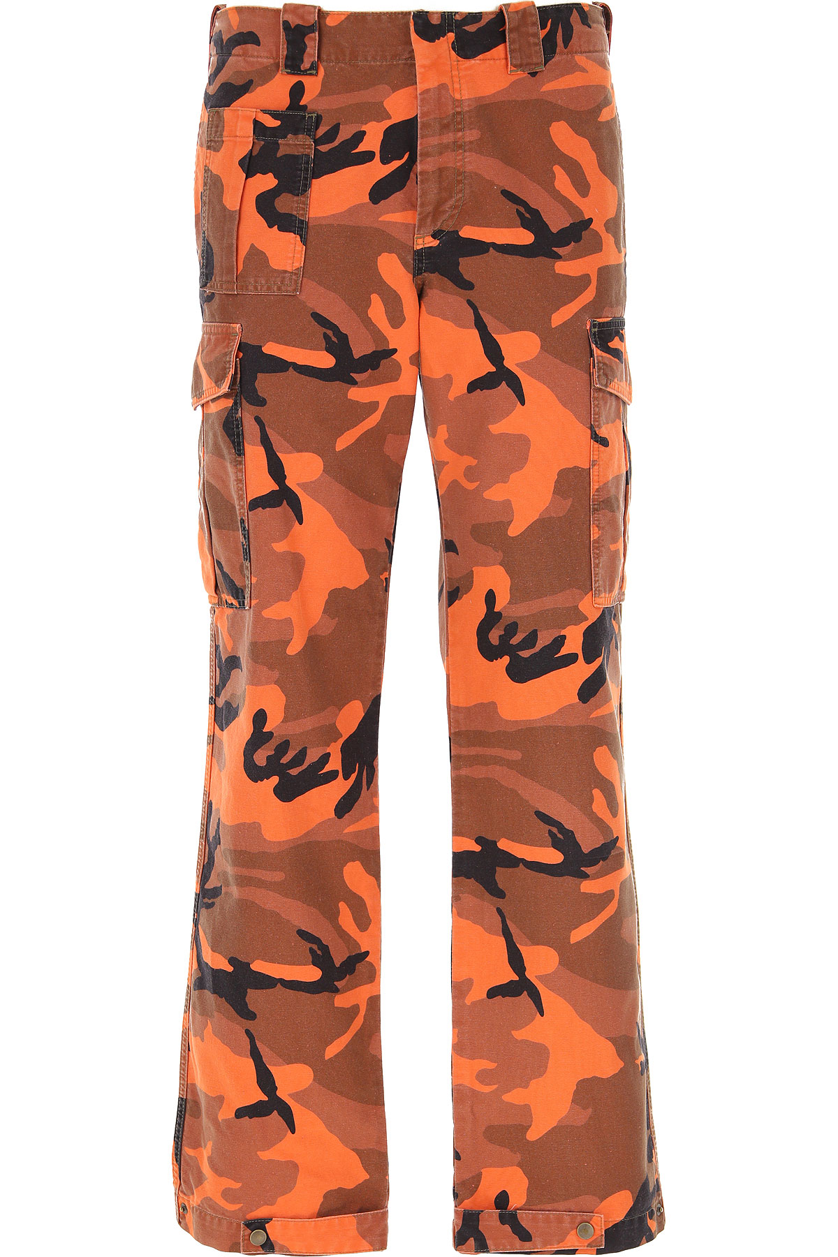 Alexander McQueen McQ Jeans On Sale, camouflage, Cotton, 2019, 30 32 34 36