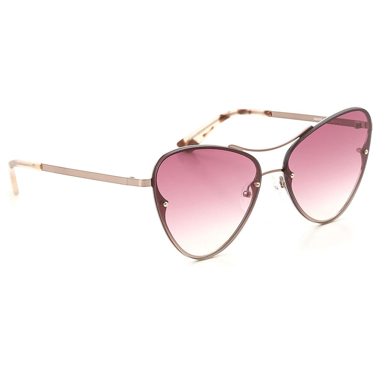 Alexander McQueen McQ Sunglasses On Sale, Rose Gold, 2019