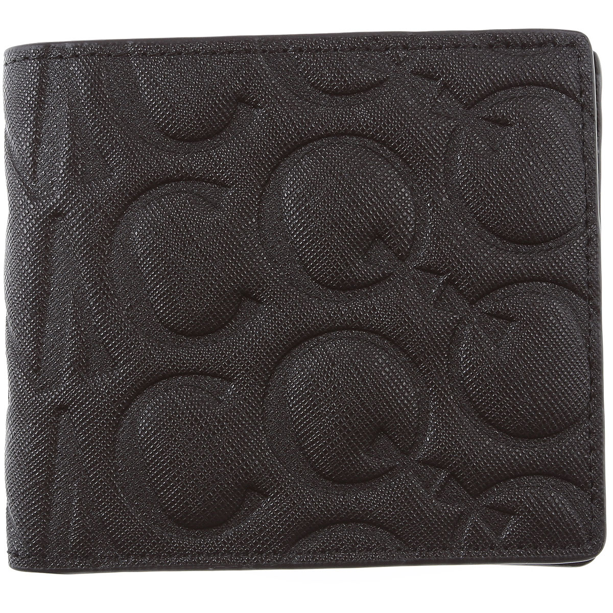 Alexander McQueen McQ Wallet for Men On Sale, Black, Leather, 2019