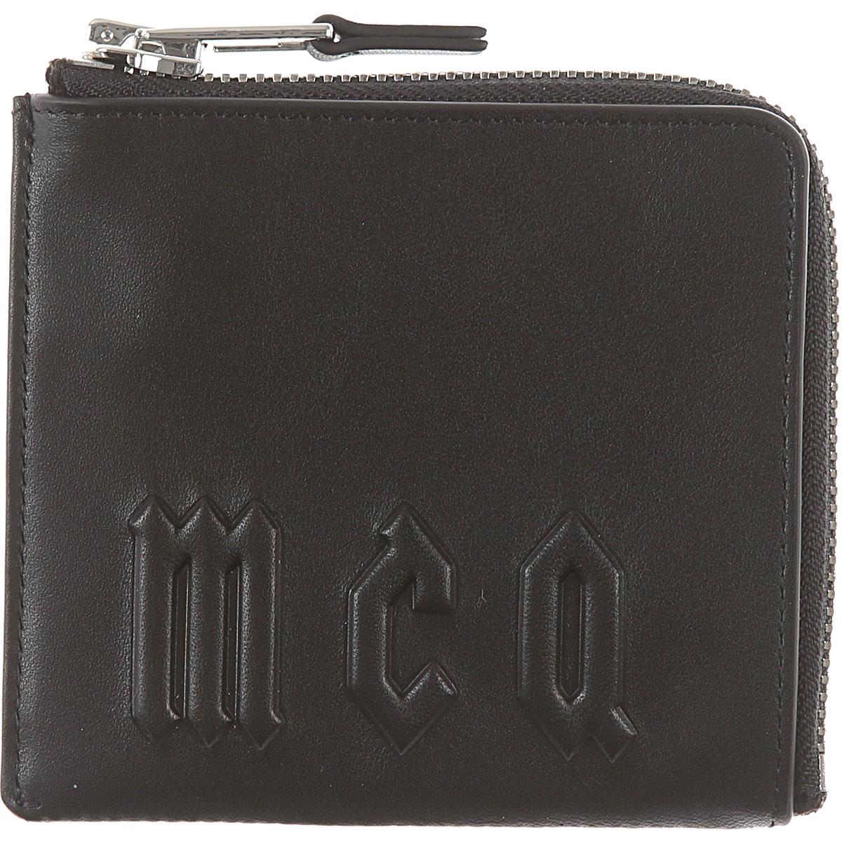 マッククイーン 財布
