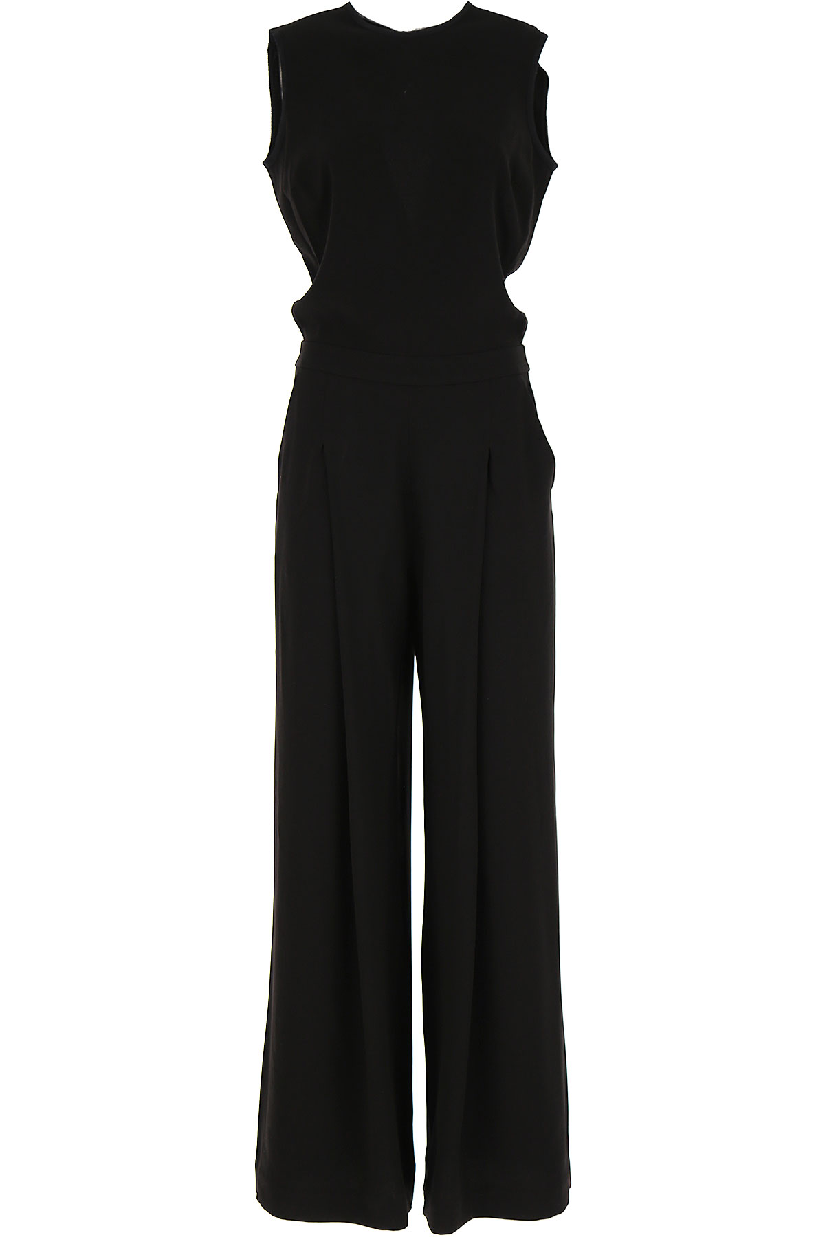 Alexander McQueen McQ Dress for Women, Evening Cocktail Party On Sale, Black, polyester, 2019, 10 4 6 6 8
