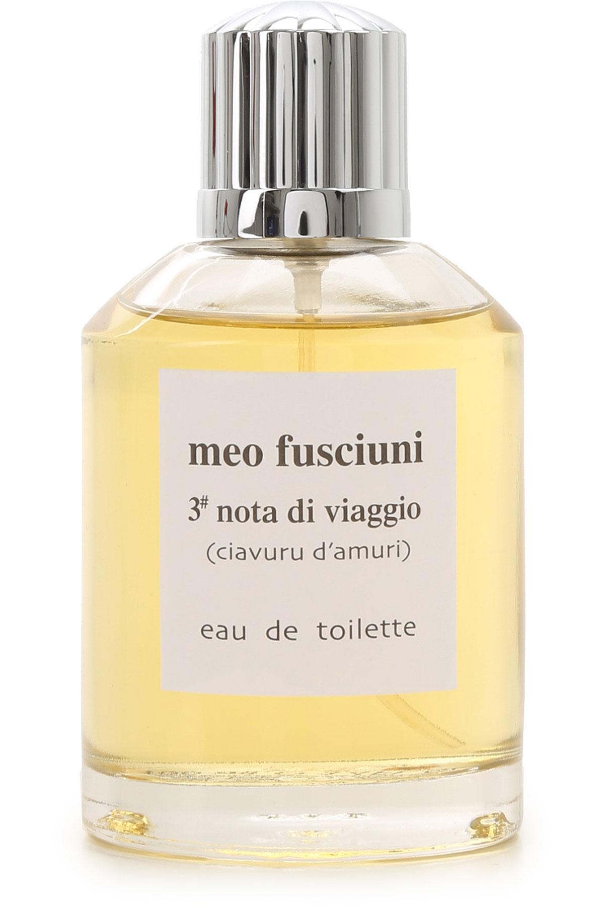 Meo Fusciuni Fragrances for Men, 3 Nota Di Viaggio - Eau De Toilette - 100 Ml, 2019, 100 ml