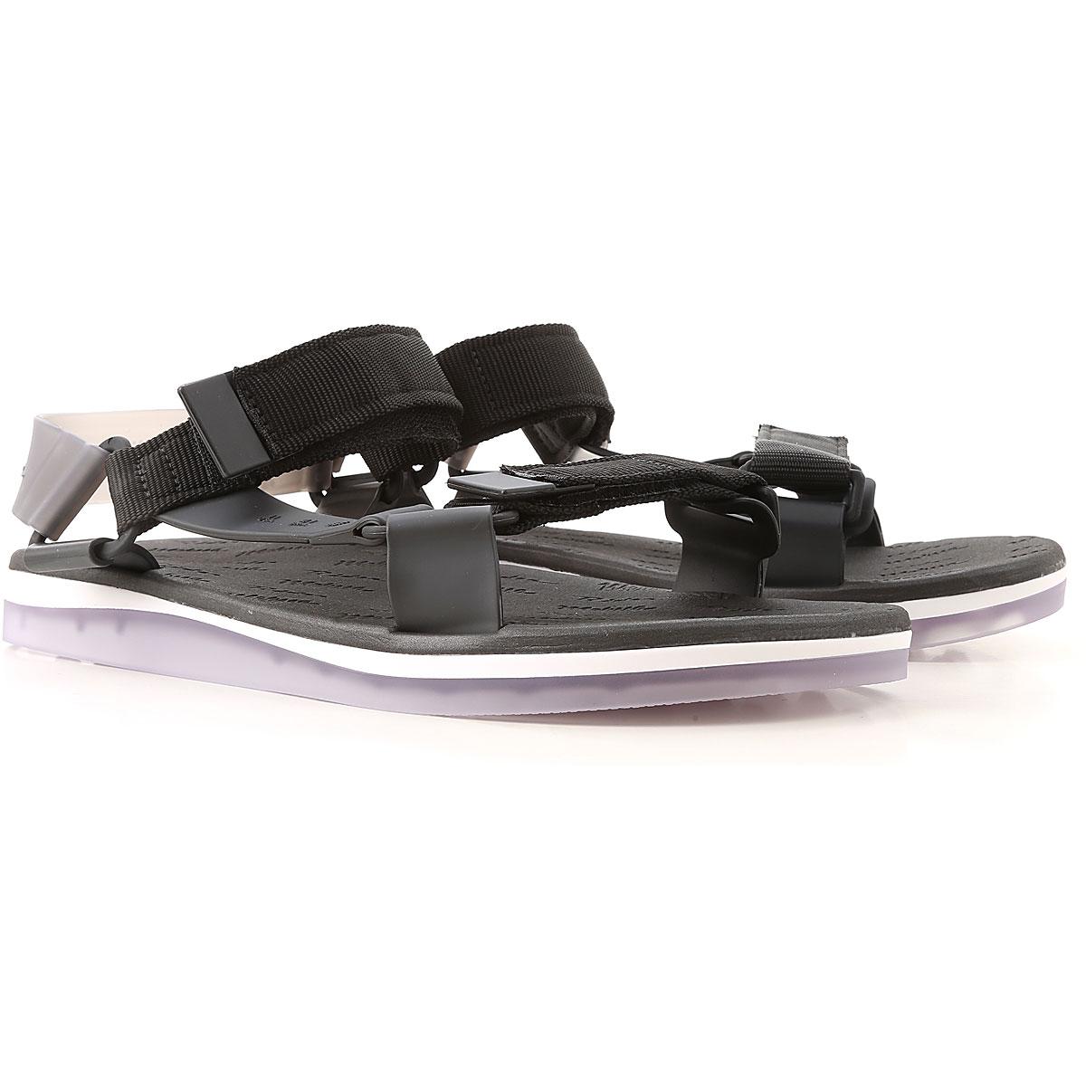 Melissa Sandals for Men On Sale, Black, PVC, 2019, 10 10.5 7.5 8 9