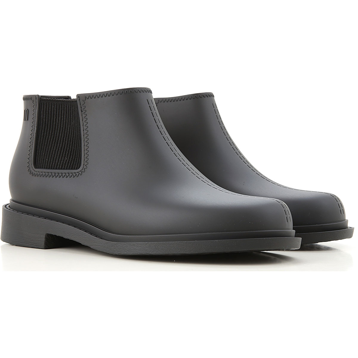 Melissa Boots for Women, Booties On Sale, Black, PVC, 2019, USA 5 - EUR 35/36 USA 6 - EUR 37 USA 7 - EUR 38 USA 8 - EUR 39 USA 9 - EUR 40 USA 10 - EUR