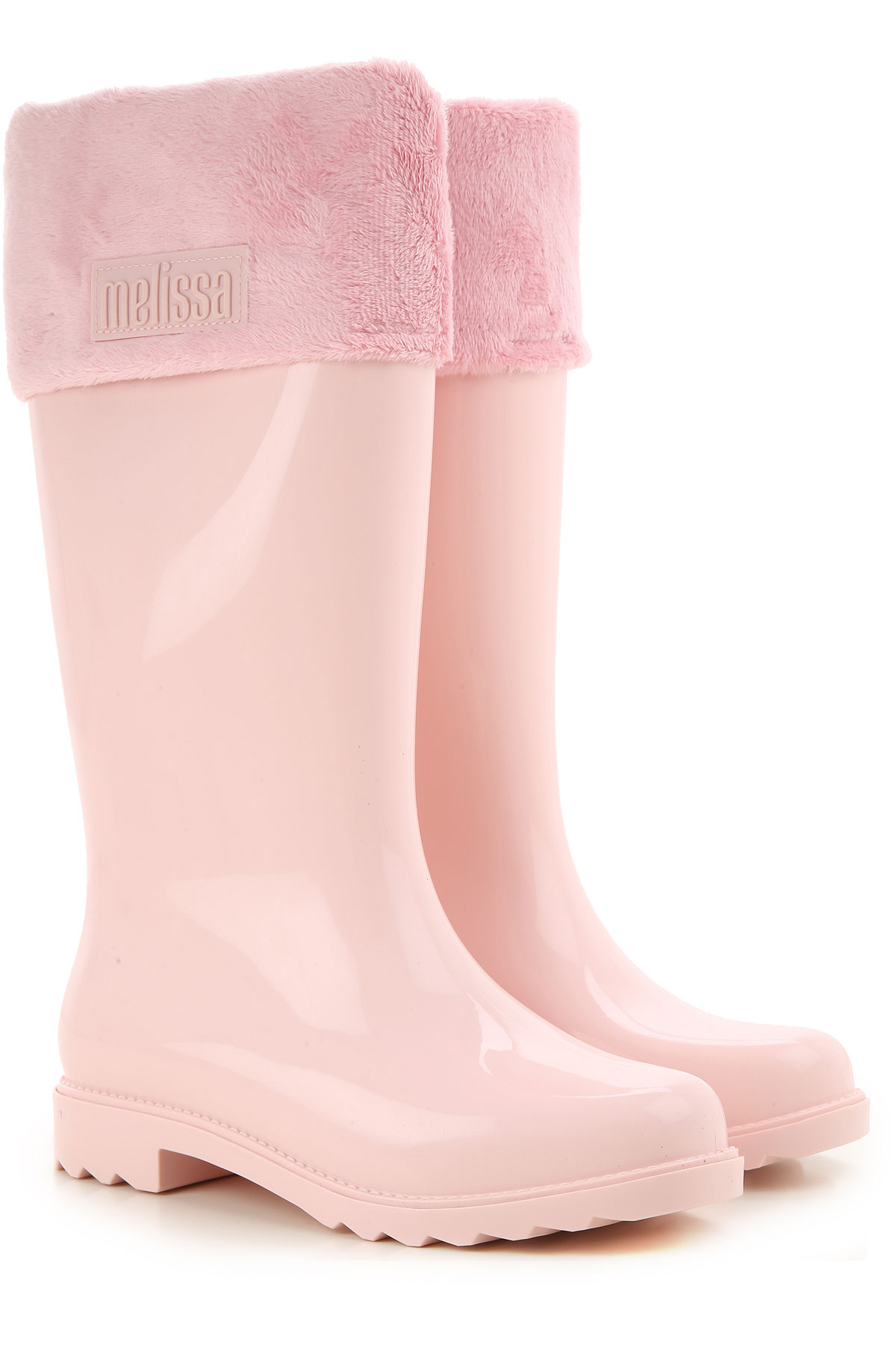 Melissa Boots for Women, Booties On Sale, Pink, PVC, 2019, USA 5 - EUR 35/36 USA 8 - EUR 39 USA 9 - EUR 40 USA 10 - EUR 41/42