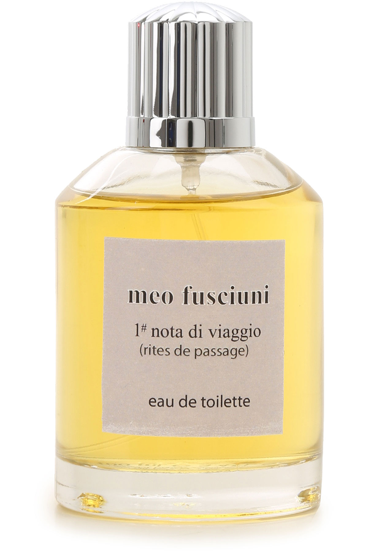 Meo Fusciuni Fragrances for Women, 1 Nota Di Viaggio - Eau De Toilette - 100 Ml, 2019, 100 ml
