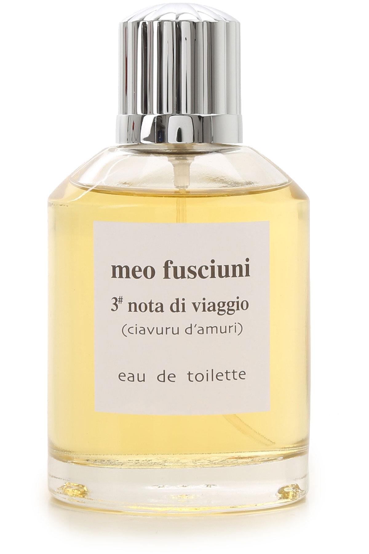Meo Fusciuni Fragrances for Women, 3 Nota Di Viaggio - Eau De Toilette - 100 Ml, 2019, 100 ml