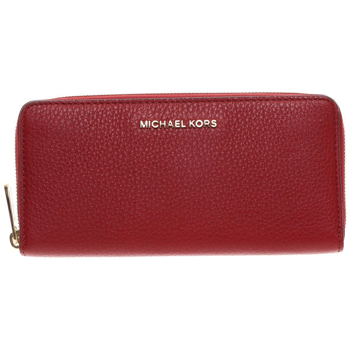 Michael Kors Wallet for Women On Sale, Cherry, Leather, 2017