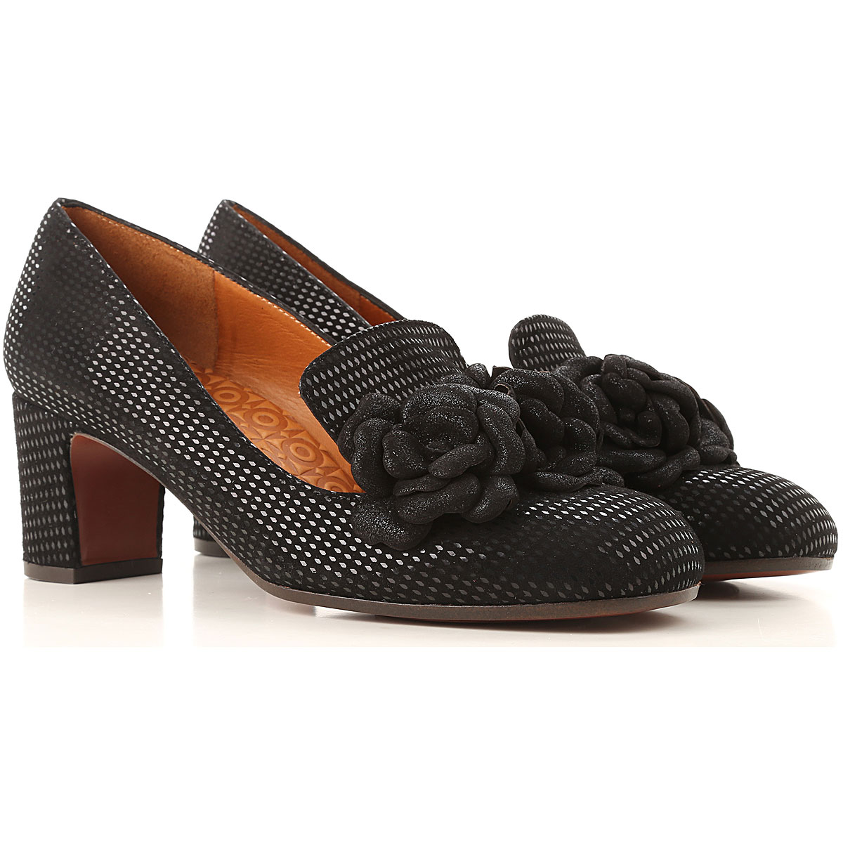 Image of Chie Mihara Pumps & High Heels for Women, Black, Leather, 2017, 10 6 7 8 9