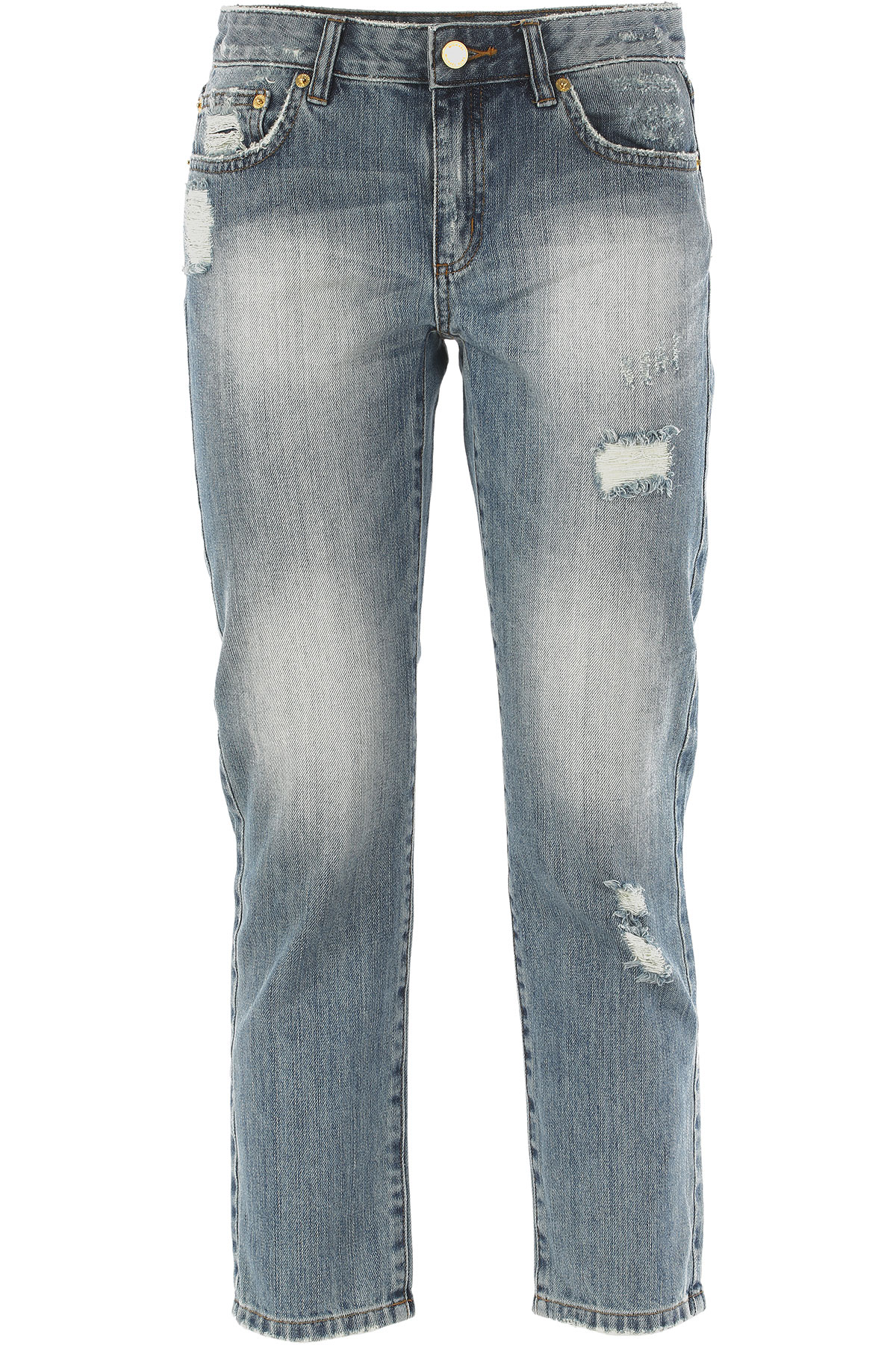 Michael Kors Jeans On Sale in Outlet, Denim, Cotton, 2017, 26 30 USA-389112