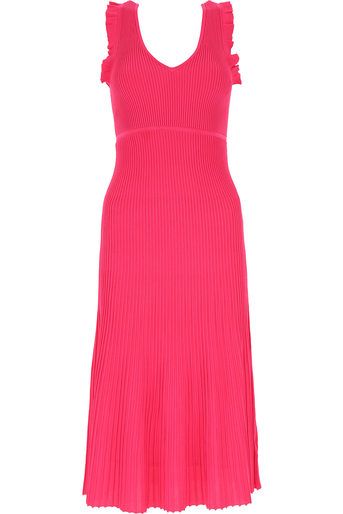 Michael Kors Jurken voor Dames, Avond Cocktail Party In Aanbieding, Roze, Viscose, 2019, 40 M