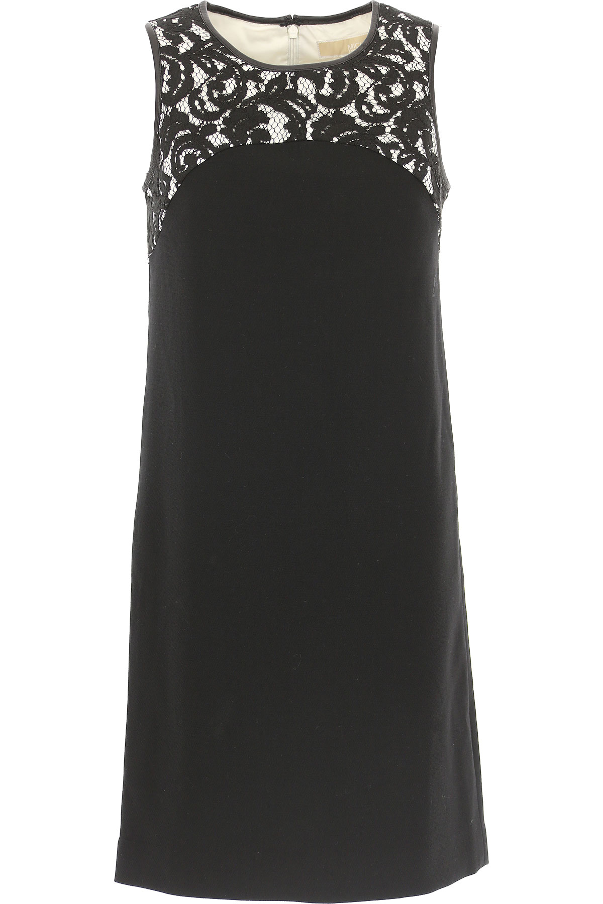 Michael Kors Dress for Women, Evening Cocktail Party On Sale in Outlet, Black, polyester, 2019, IT 38 - US 0 - F 34 IT 40 - US 2 - F 36 IT 42 - US 4 -