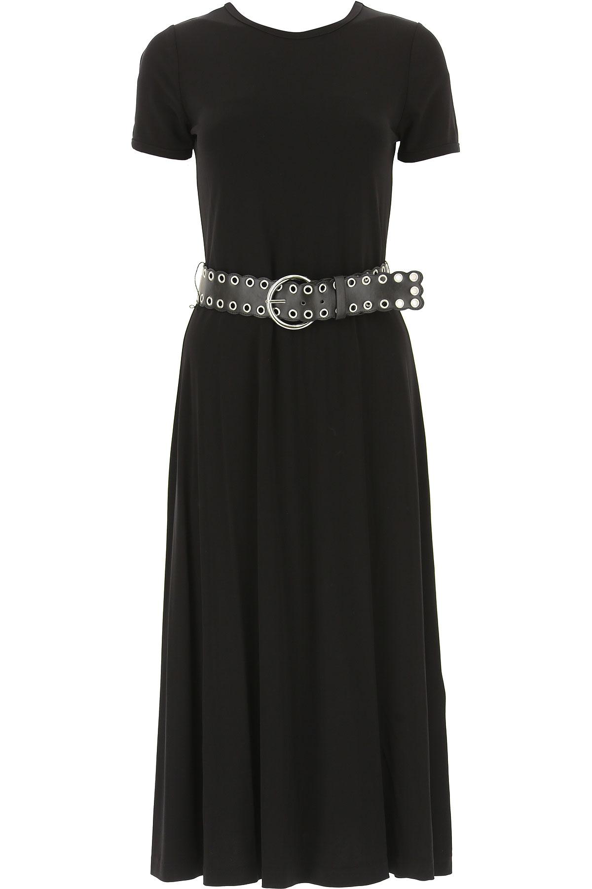 Michael Kors Dress for Women, Evening Cocktail Party, Black, Viscose, 2019, 10 12 6 8