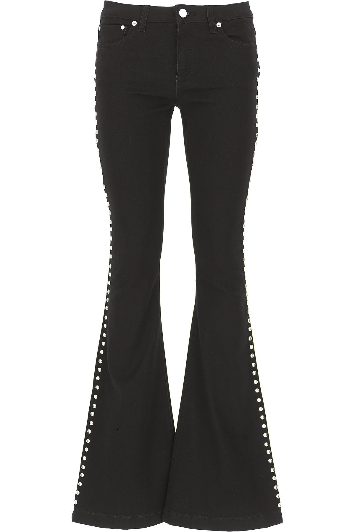 Michael Kors Jeans, Black, Cotton, 2017, 26 28 USA-473391