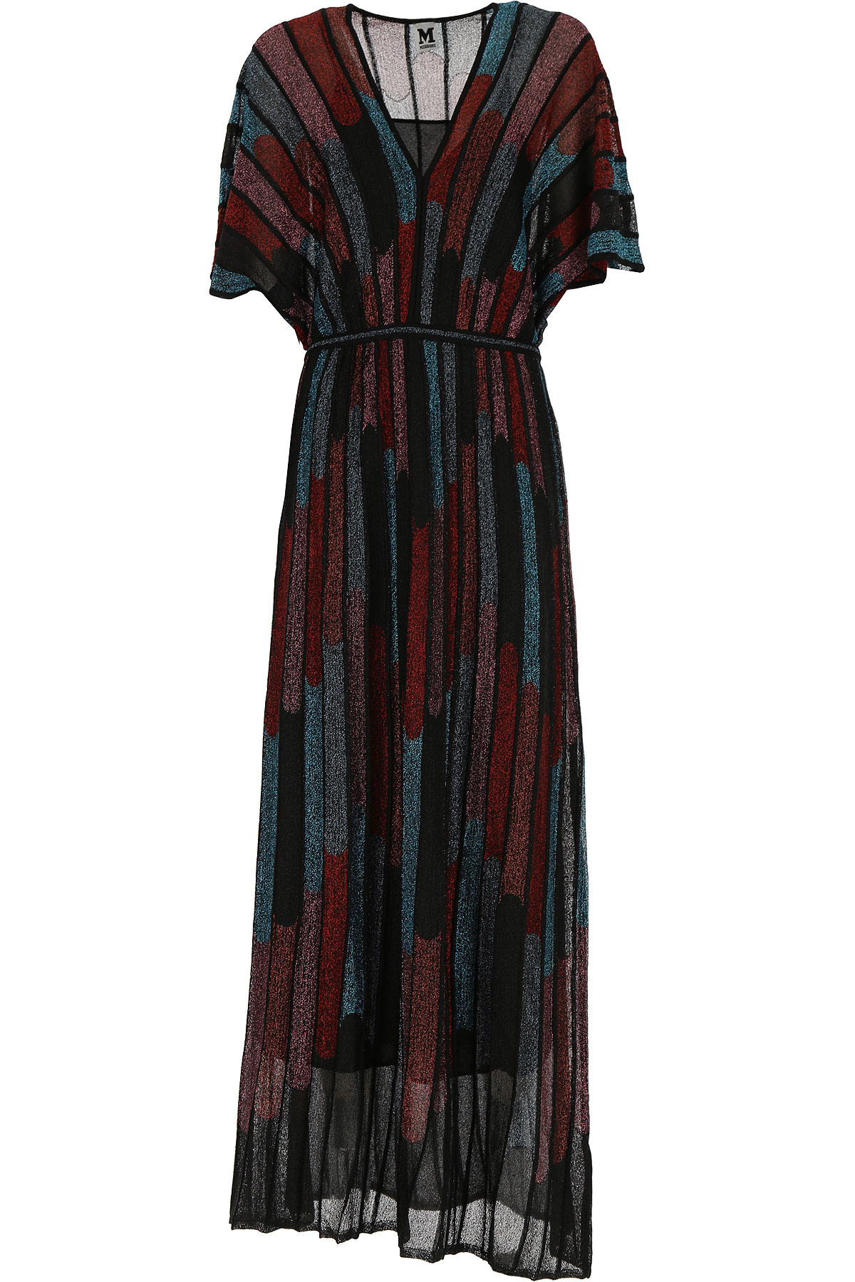 Missoni Dress for Women, Evening Cocktail Party On Sale, Multicolor, viscosa, 2019, 4 6