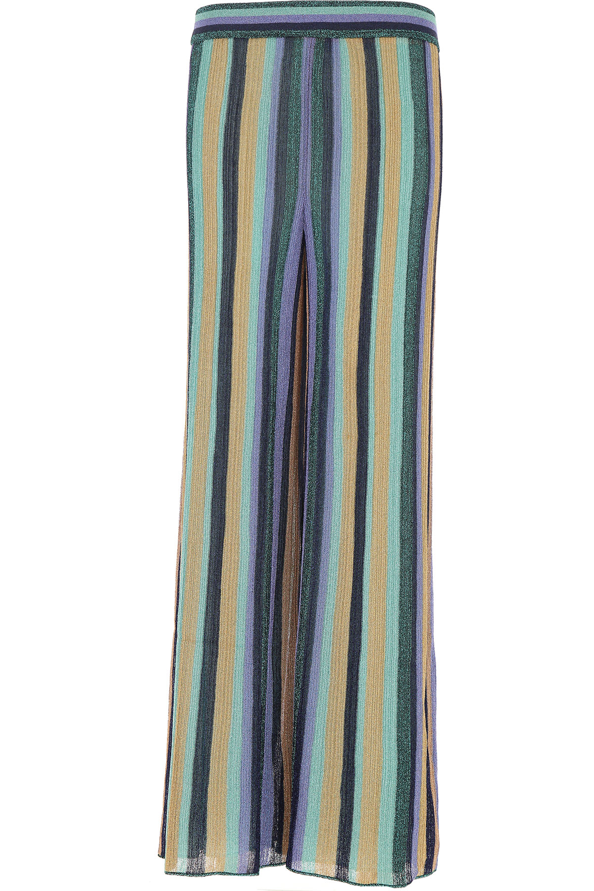 Missoni Pants for Women On Sale in Outlet, Multicolor, Viscose, 2019, 26 28