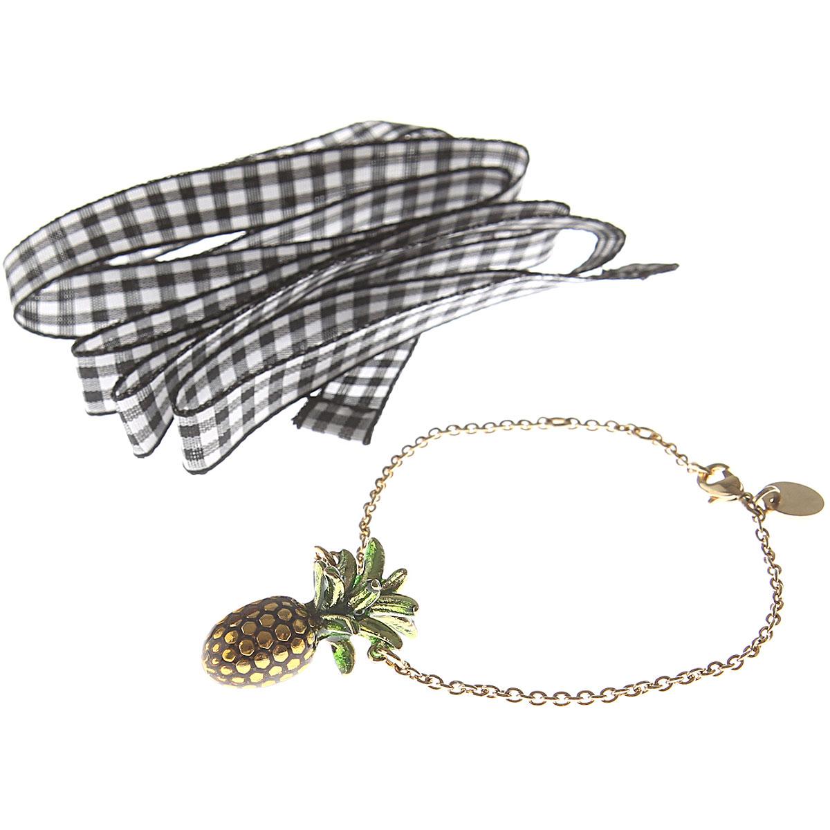 Miu Miu Bracelet for Women On Sale, Ananas, Brass, 2019