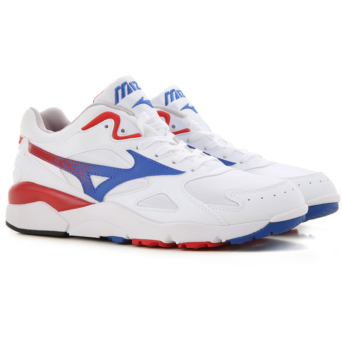 Mizuno Sneakers for Men, White, Leather, 2019, 9