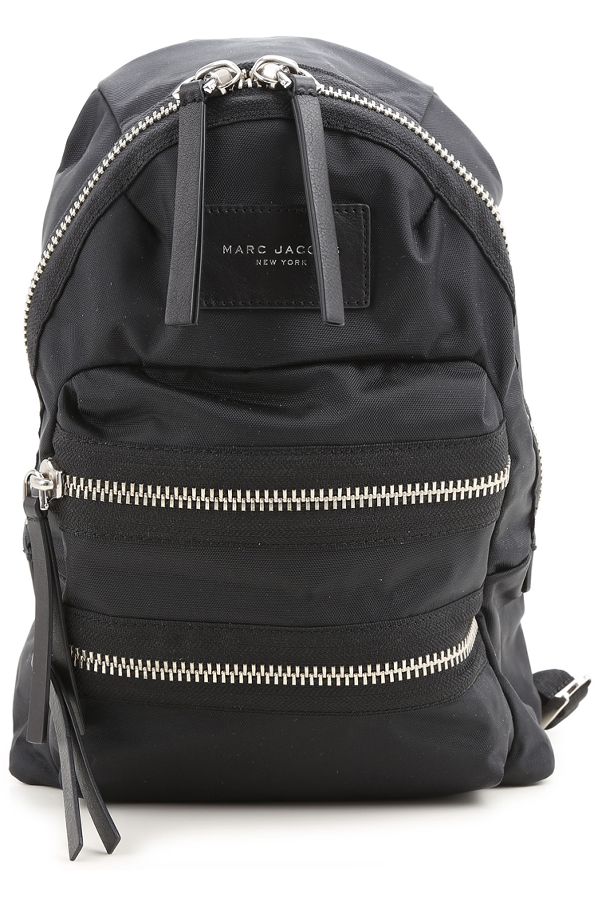 Marc Jacobs Backpack for Women On Sale, Black, Nylon, 2017, one size one size USA-365002
