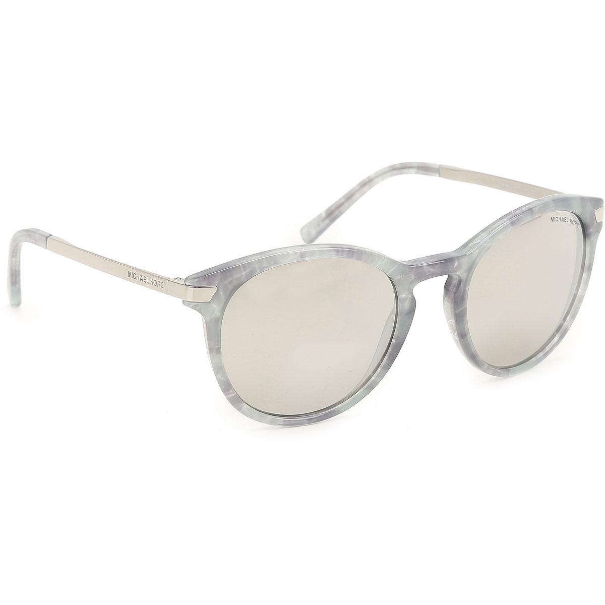 Michael Kors Sunglasses On Sale, Striped Grey, 2017