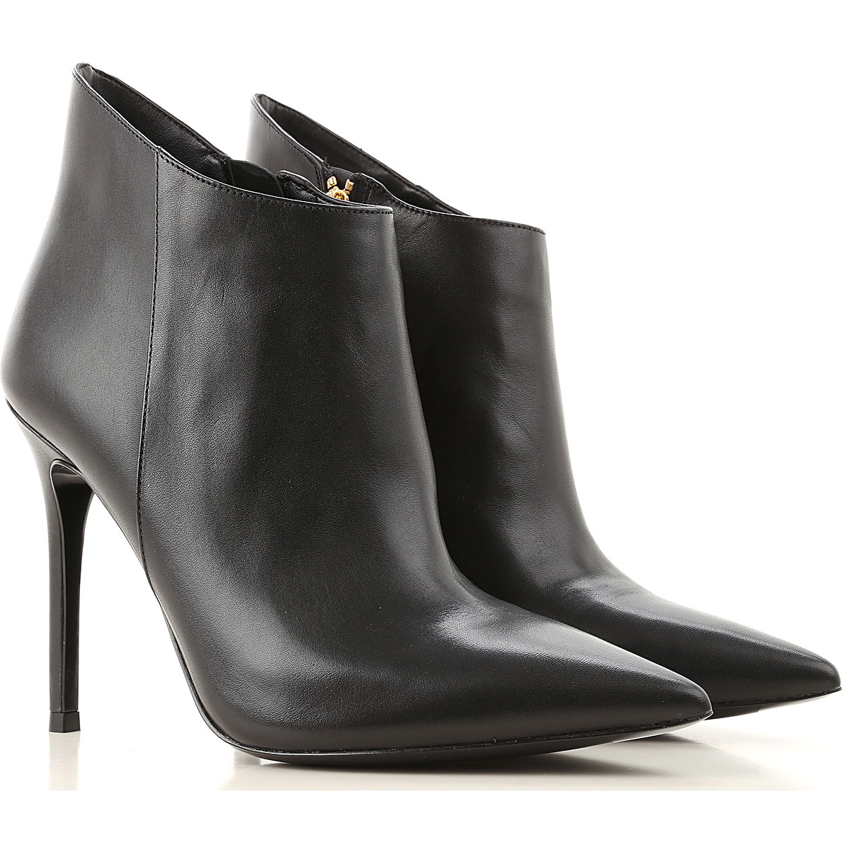 Michael Kors Boots for Women, Booties On Sale, Black, Leather, 2019, 6 6.5 7 8 8.5 9 9.5
