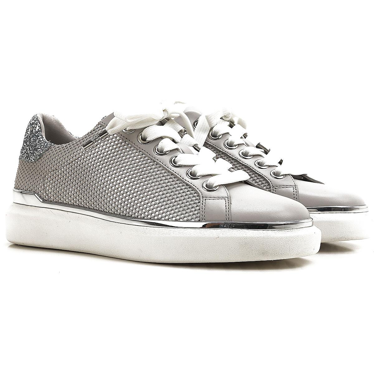 Michael Kors Sneakers for Women On Sale, Aluminum, Mesh, 2017, US 9 EU 40 US 8.5  EU 39