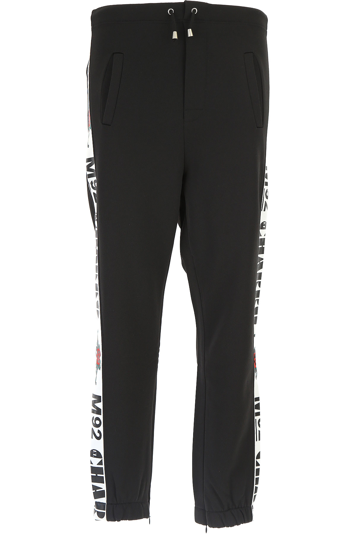 Image of M1992 Sweatpants, Black, polyester, 2017, L M S