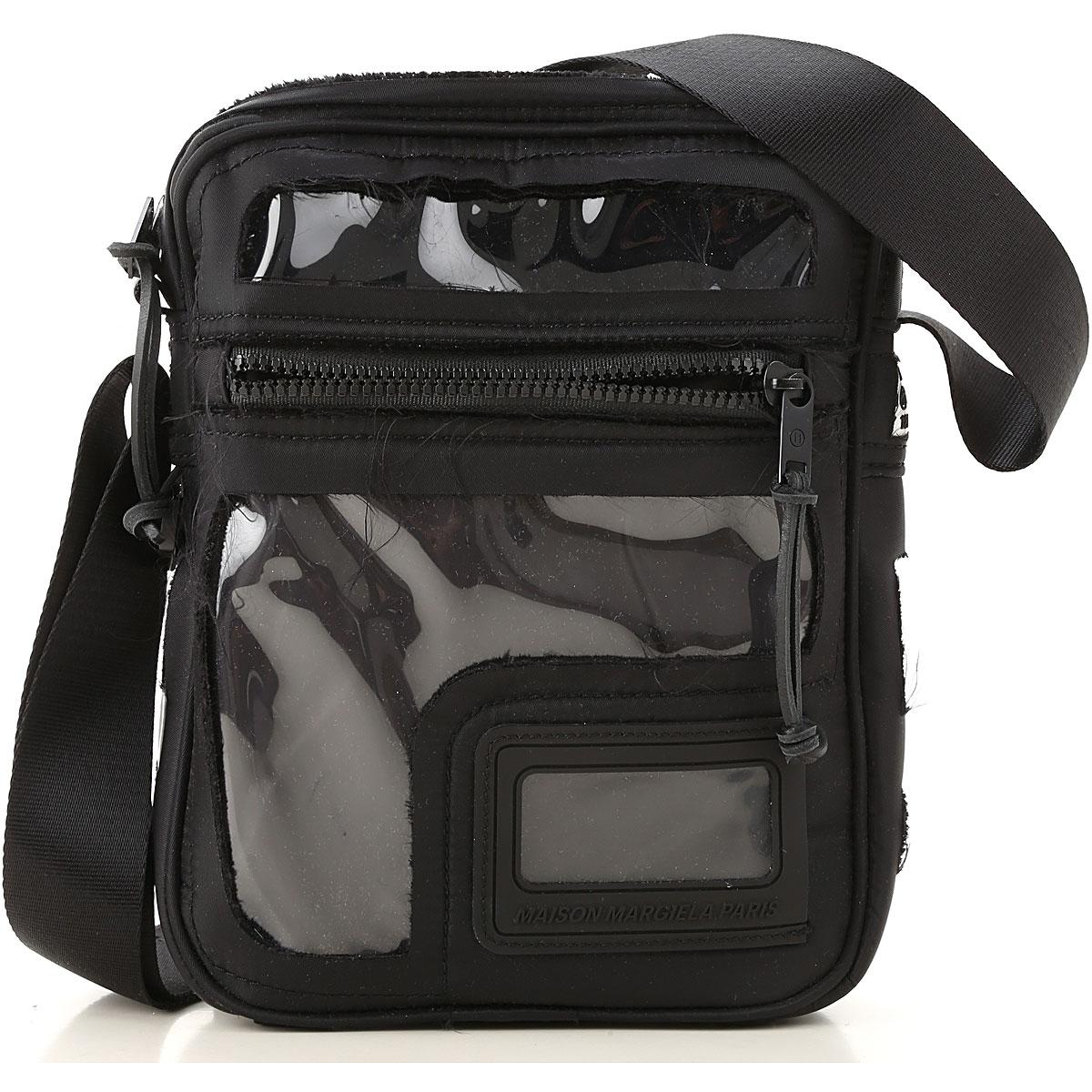 Maison Martin Margiela Briefcases, Black, PVC, 2019