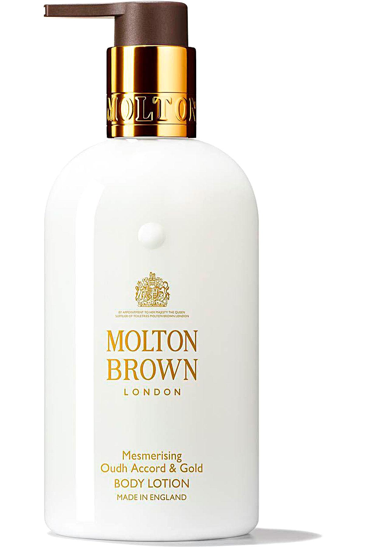 Molton Brown Beauty for Men, Mesmerising Oudh Accord & Gold - Body Lotion - 300 Ml, 2019, 300 ml