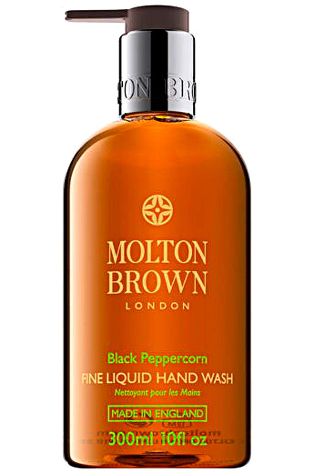 Molton Brown Beauty for Men, Black Peppercorn - Fine Liquid Hand Wash - 300 Ml, 2019, 300 ml