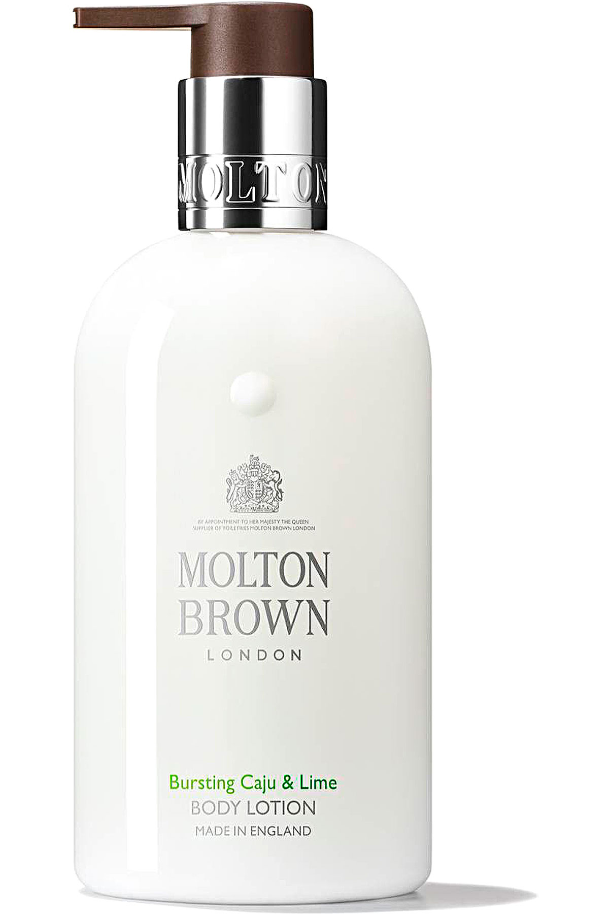 Molton Brown Beauty for Men, Bursting Caju & Lime - Body Lotion - 300 Ml, 2019, 300 ml