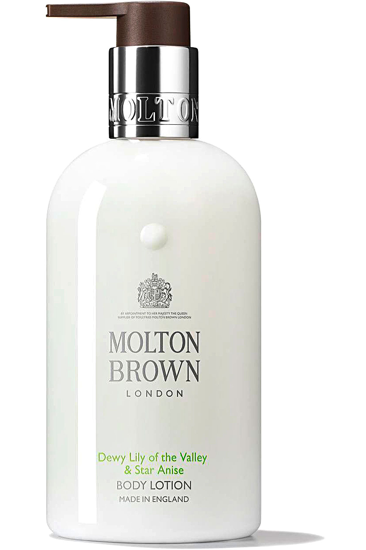 Molton Brown Beauty for Women, Dewy Lily Of The Valley & Star Anise - Body Lotion - 300 Ml, 2019, 300 ml