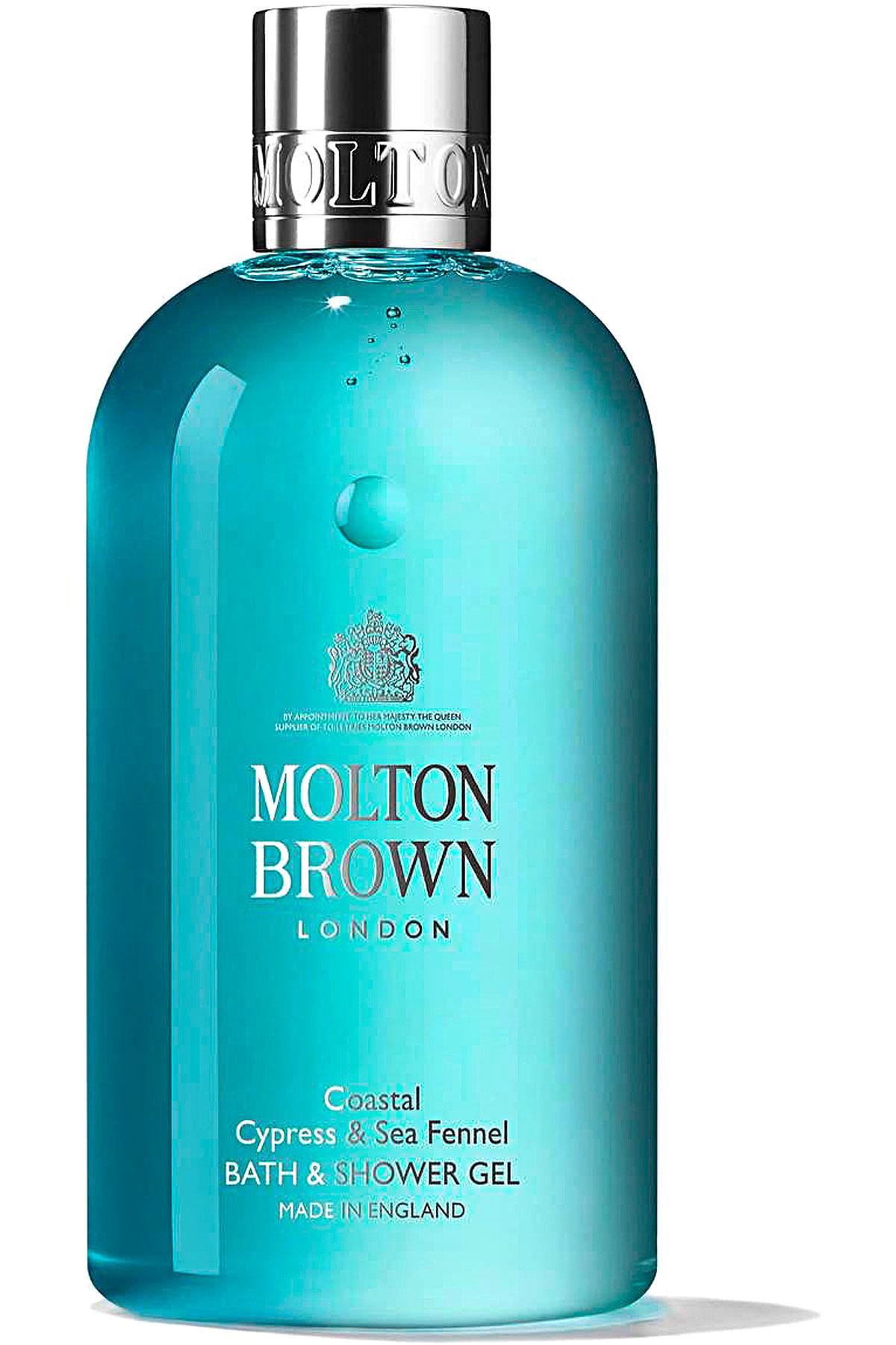 Molton Brown Beauty for Women, Coastal Cypress & Sea Fennel - Bath & Shower Gel - 300 Ml, 2019, 300 ml